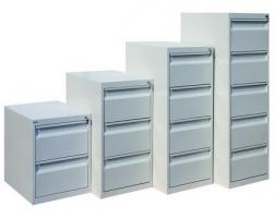 Картотечные шкафы