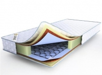 матрас Lonax ППУ-Cocos BS/ размер 160*200