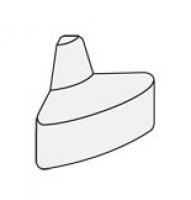 Сегмент 157, ноги пластик