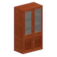 Шкаф для документов со стеклом SF-V210