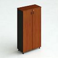 Шкаф для одежды и документов, закрытый (дверь — дерево)