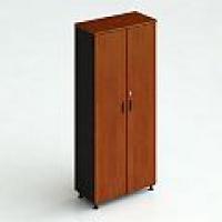 Шкаф для одежды, закрытый (дверь — дерево)