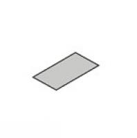 Полка выдвижная к столам малым арт. 100, 104
