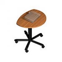 Стол для проектора с регулировкой высоты
