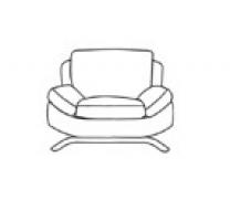 Кресло black