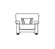 Кресло braun